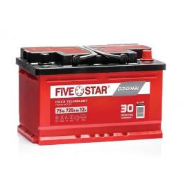 Akumulator FIVE STAR  ORIGINAL 52Ah 470A